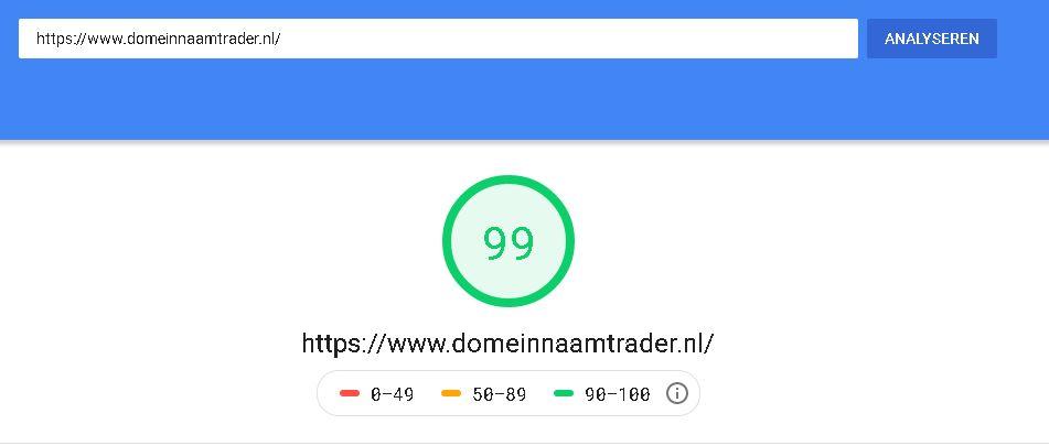 Domeinnaam Trader
